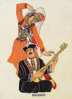 柯尔克孜族图片