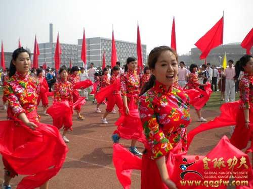 北京市职教系统校园体育节闭幕