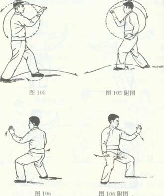 陈式太极拳第一路图解