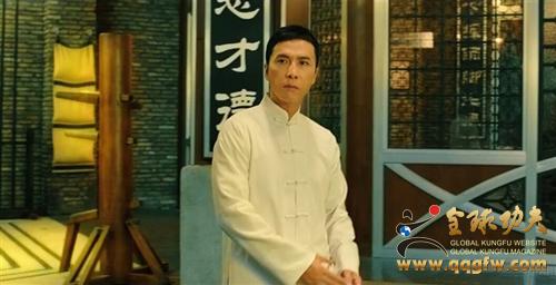 《叶问3》首发预告:cg复活李小龙pk甄子丹图片